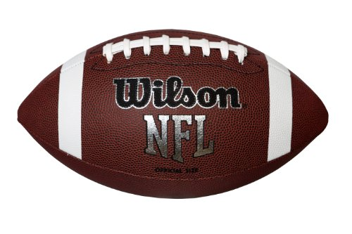 Wilson NFL Air Attack Football - Official