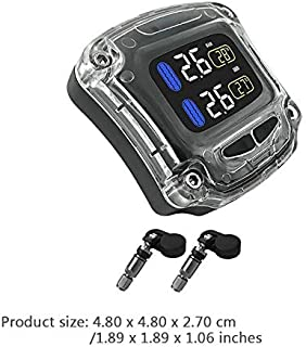 Best Quality M3 B Wf Tire Pressure Monitor System Usb Charging Motorcycle With 2, Tire Monitor Tester - Charging Monitor, Careud U, Tire Pressure Checker, Tire Pressure Controller