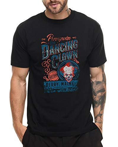 Pennywise T Shirt The Dancing Clown Horror Movie