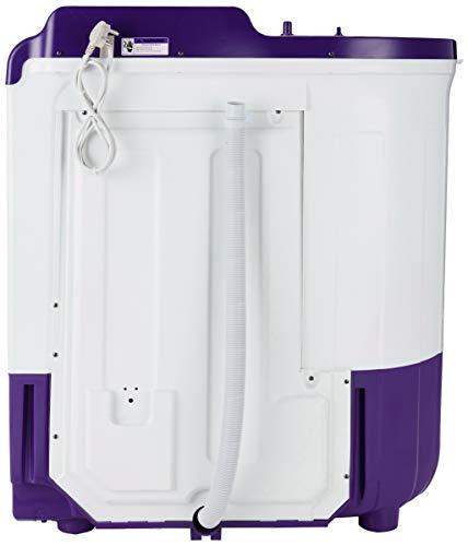 Whirlpool 7.5 kg 5 Star Semi-Automatic Top Loading Washing Machine (ACE SUPER SOAK 7.5, Coral Purple, Supersoak Technology)