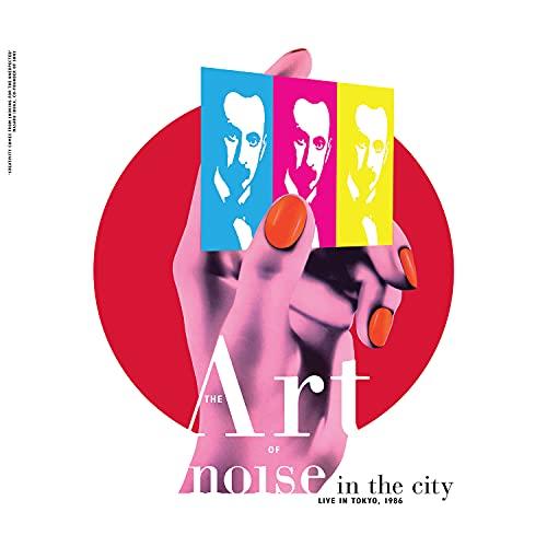Noise in the City (Live in Tokyo,1986) [Vinyl LP]