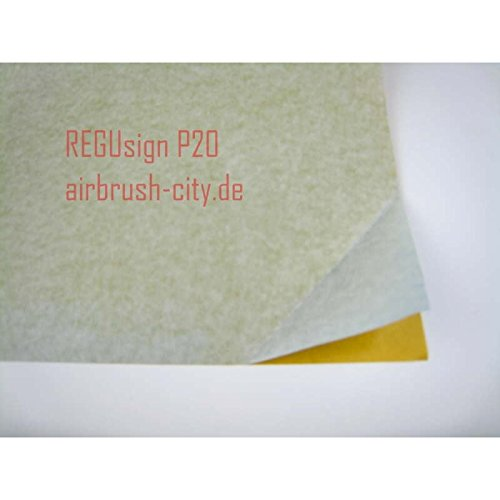 Regulus Maskierfolie REGUsign P20 300mm x 3m MUSTERROLLE