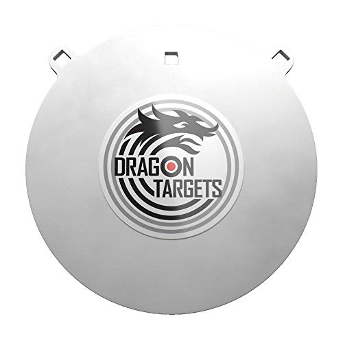 "powerful Kite target ½ ""Laser cut, gong compatible AR500 steel target, laser cut, gong compatible, US made AR500 rocket target (12″)"
