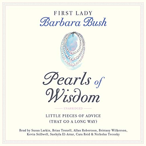 Pearls of Wisdom audiobook cover art