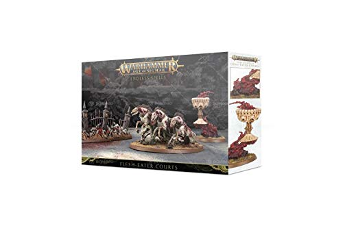 Warhammer Age of Sigmar Endless Spells Flesh-Eater Courts