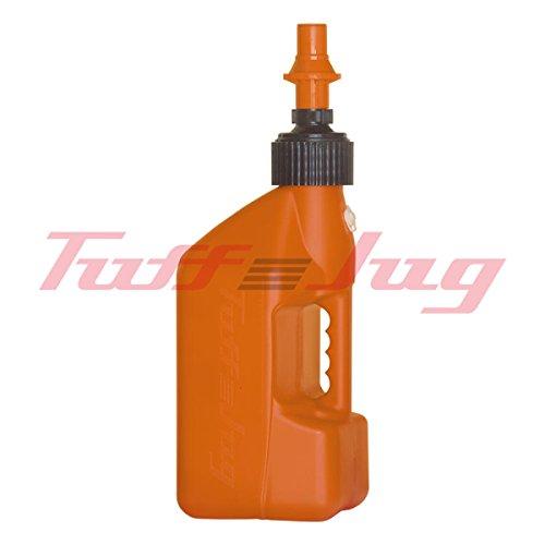 Schnelltank Kanister - TUFF JUG CONTAINER 10L orange