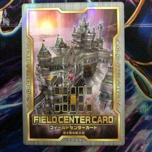 Yu-Gi-Oh! Skyfaring Castle of The Black Forest Field Center Card World Championship 2020 Japanese