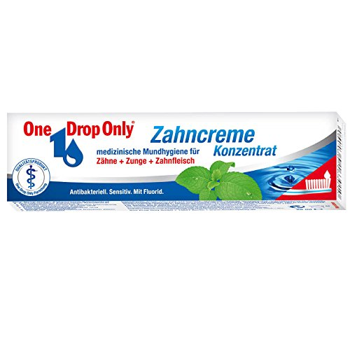 One Drop Only Zahncreme Konzentrat 4er Pack (4x 25ml)
