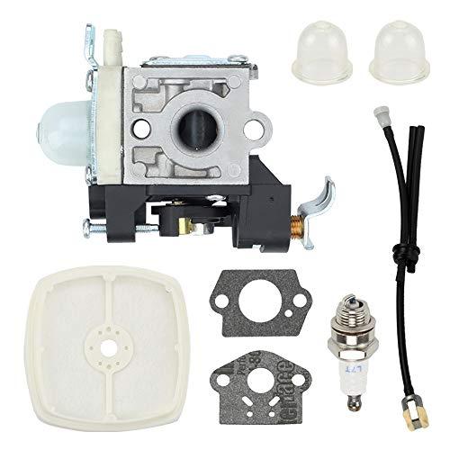 Hilom Carburetor RB-K90 with Repower Maintenance Kit Gaskets Spark Plug Air Filter Fits Echo PB-251 PB-255 PB-255LN ES-255 Blowers A021001591