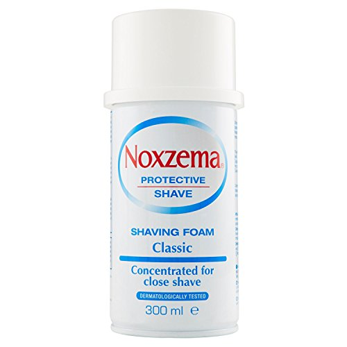 Noxzema Protective Shave Foam Classic Espuma de Afeitar - 300 ml