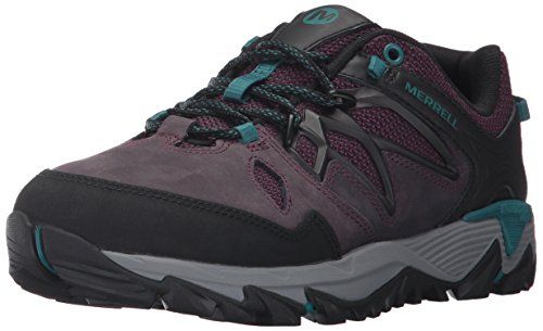 Merrell All out Blaze 2, Zapatillas de Running para Asfalto Mujer, Morado (Berry), 36 EU