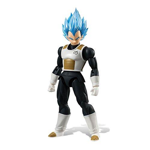 Dragon Ball Z Shodo SSGSS Vegeta Figurine