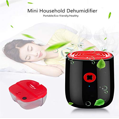 Lowest Price! BABIFIS 800ml Electric Air Dehumidifier Mini Household Dehumidifier Portable Cleaning ...