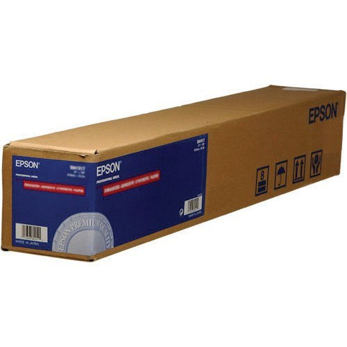 "Epson S041385 Doubleweight Matte Paper, 24"" x 82 ft, White Photo #3"