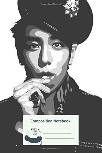 Composition Notebook: Top Bigbang Kpop Big Bang Vip Composition Notebook for Creative Lettering or Note taking