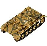 CMO Maqueta Tanque de Guerra, Panzer II alemán Ausf F 6Th Pz DIV Citadel 1943 el Plastico Militares Escala 1:72, Juguetes y Regalos para Niños
