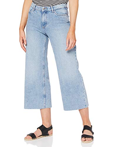 Only Onlsonny HW Life CRP Dnm Nas843 Noos Jeans, Mezclilla De Color Azul Claro, 26W x 30L para Mujer