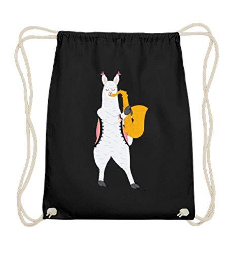 Chorchester ideaal voor saxofoon en alpaca-fans - katoen gymsac
