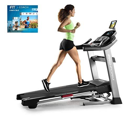 PROFORM Unisex's PRO 1000 Treadmill, Grey, adults