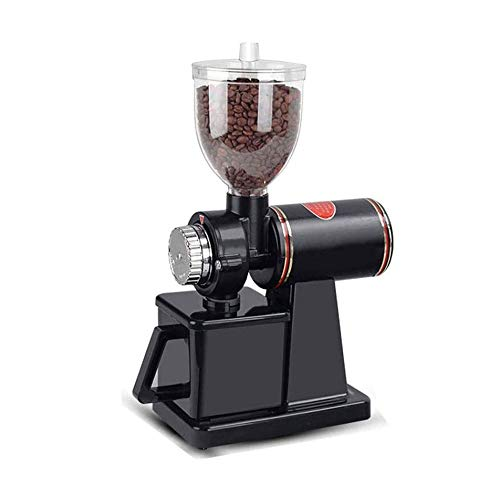 ZOUSHUAIDEDIAN Coffee Grinder, Conical Burr Mill Grinder with 8 Grind Settings from Ultra-fine to Coarse,The Best Gift for Coffee Lovers