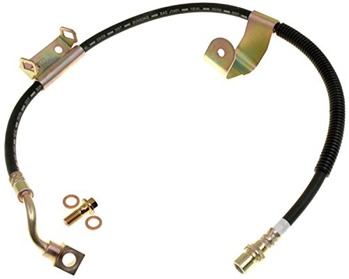ACDelco 18J4316 Professional Front Driver Side Hydraulic Brake Hose Assembly