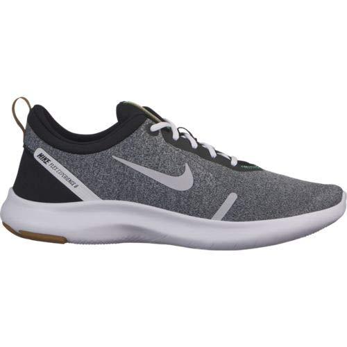 Nike Men's White, Black & Orange Pulse Running Shoes - 5.5 UK (6 US)