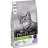 PURINA Pro Plan Comida Seco para Gato Esterilizado con Optirenal, Sabor Pavo - 1.5 Kg