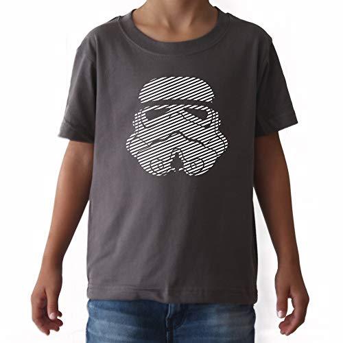 GAMBA TARONJA Stormtrooper - Camiseta - Infantil - Star Wars - Soldado Imperial