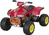 Fisher-Price Power Wheels Hot Wheels Racing ATV 12-V Battery Powered...