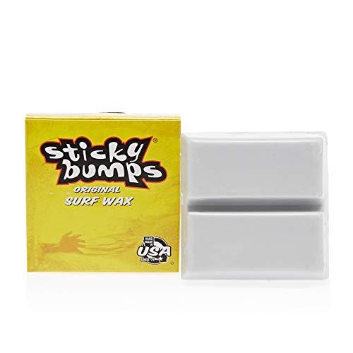 Sticky Bumps Original Surf Wax One Size Tropical