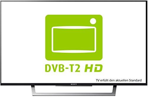 Sony Téléviseur LED EEC: A (A++ - E) BRAVIA KDL32WD757 KDL32WD757SAEP 80 cm (32 Pouces) DVB-T2, DVB-C, DVB-S, Full