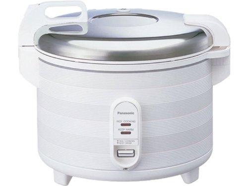 Panasonic Jumbo 20 Cup Rice Cooker/Steamer