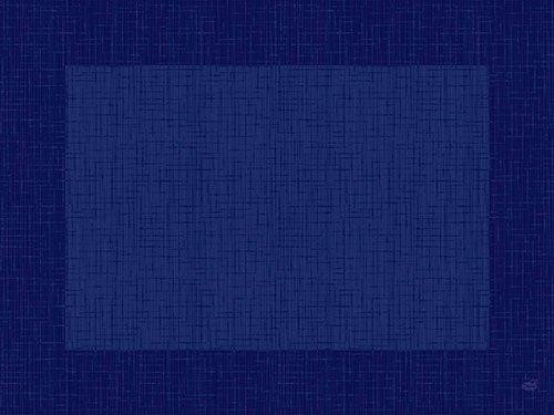 Duni Tischset aus Dunicel Linnea 'dunkelblau', 30 x 40 cm, 100 Stück