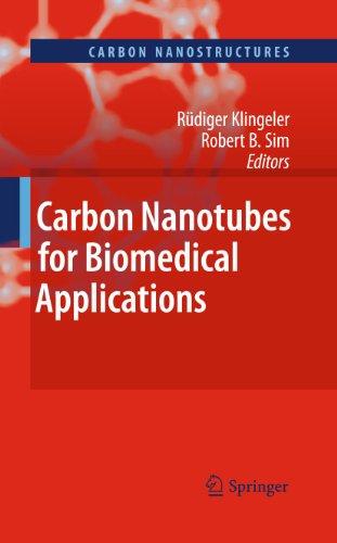 Carbon Nanotubes for Biomedical Applications (Carbon Nanostructures) (English Edition)