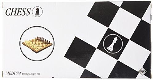Bergsala Enigma Benelux B.V. Schachset Brettspiel (klein)
