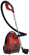مكنسة كهربائية 2500 وات من توشيبا، لون احمر
