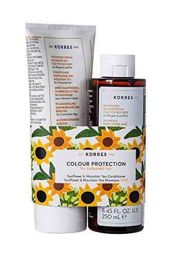 Korres Sunflower & Mountain Tea Collection - Té (450 g)