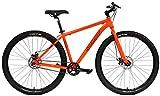 Gravity G29 SS 29er Single Speed Mountain Bike + Rigid Fork Disc...