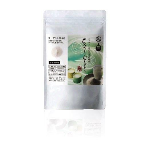 タマチャンショップ ちょーぐると 100g 進化した乳酸菌 1袋に約1兆9293億個の乳酸菌 植物性 動物性 パウダー 粉末 ヨーグルト 美粉屋