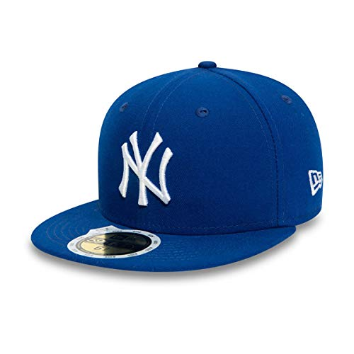 New Era K 5950 MLB League Basic York Yankees Gorra, niño, Azul...