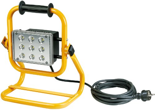 Brennenstuhl mobiele krachtige LED-lamp ML903 IP55, 1178670