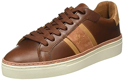 GANT Footwear Herren Mc Julien Sneaker, Cognac, 42 EU