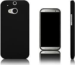 Xcessor Vapour Flexible TPU Gel Case for HTC One M8 (New M8 Model). Black