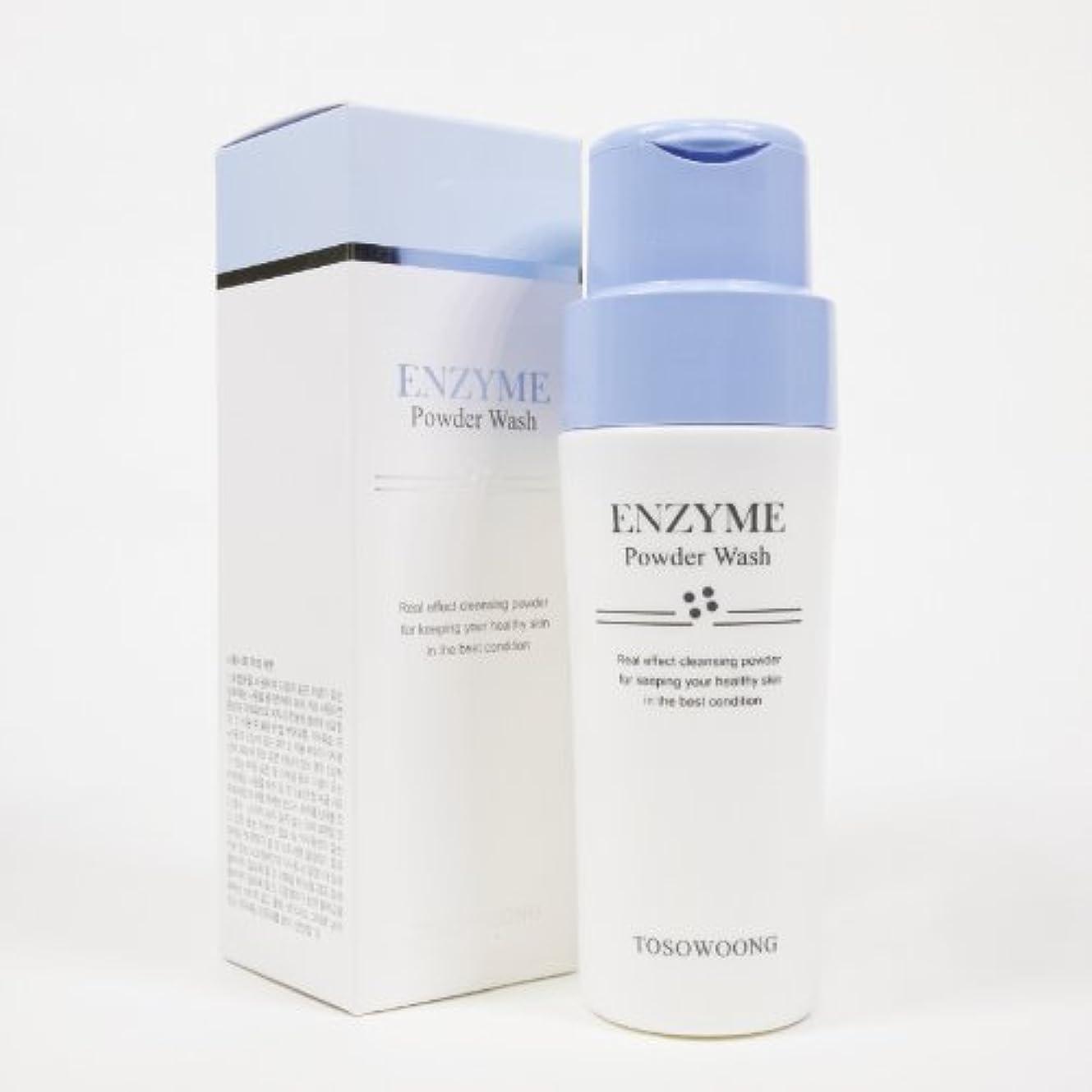 中級付属品物理的にTosowoong Enzyme Powder Wash 70g Pore Deep Cleansing Trouble Care [並行輸入品]