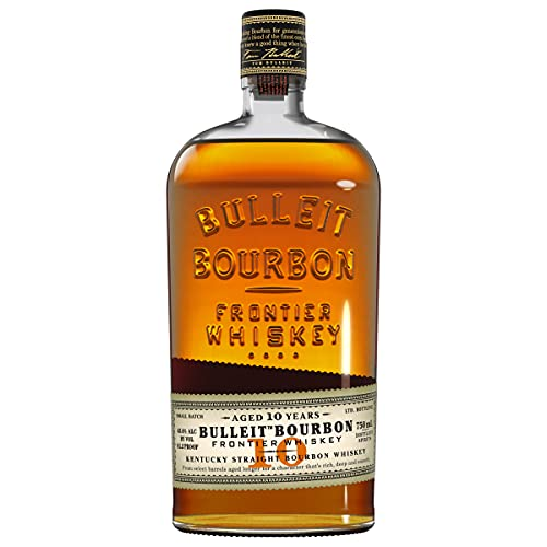 2. Bulleit Bourbon 10 años Frontier Whisky