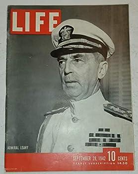 Single Issue Magazine LIFE Magazine - SEPTEMBER 28, 1942 Book
