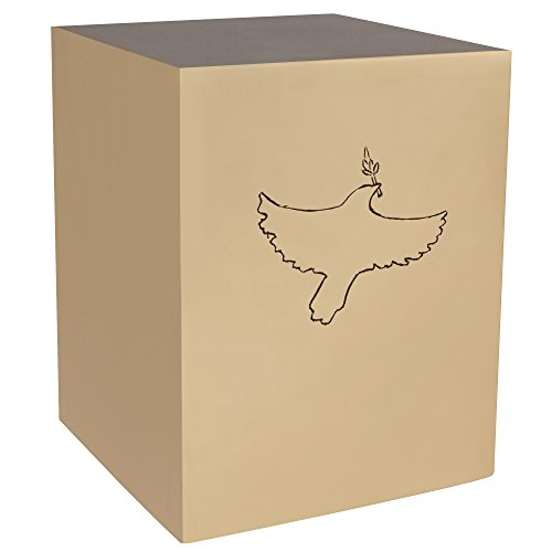 Bronze Interment Urn Box