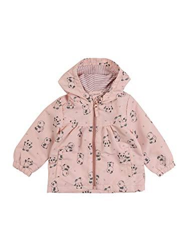NAME IT Baby-Mädchen NBFMELIA Jacket Jacke, Lotus, 74