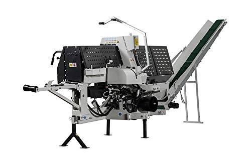 Lumag 9409424006801 - Máquina para Cortar Sierras semiautomática con Cinta de extracción PTO