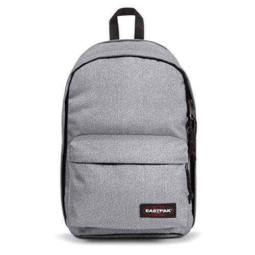 Eastpak Back To Work Rucksack, 43 cm, 27 L, Grau (Sunday Grey)